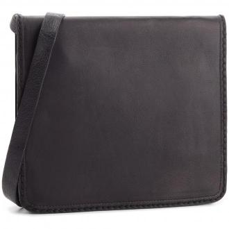 Torebka CLARKS - Teddington Way 261347300  Black Leather