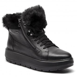 Sneakersy GEOX - D Kaula B Abx D D84AWD 00046 C9999 Black