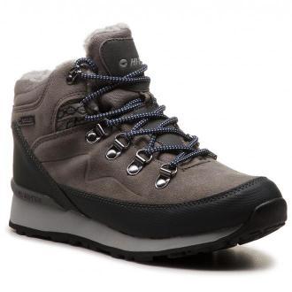 Trekkingi HI-TEC - Midora Mid Wp Wo's AVSAW18-HT-01-Q3 Medium Grey/Dark Grey/Lake Blue
