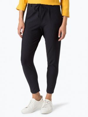 ONLY - Spodnie damskie – Poptrash Classic, niebieski