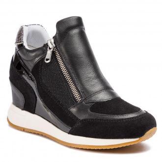 Sneakersy GEOX - D Nydame A D620QA 08522 C9997 Black