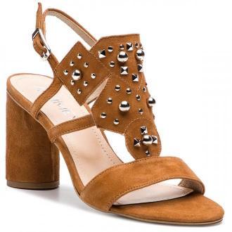 Sandały ANN MEX - 0201 10RW Rudy