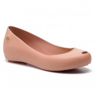 Baleriny MELISSA - Ultragirl Basic Ad 31976 Pink/Beige 51430