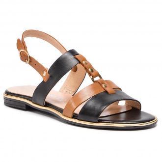 Sandały BALDACCINI - 1097500 Czarny S/Bbr