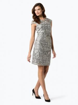 Esprit Collection - Sukienka damska, szary