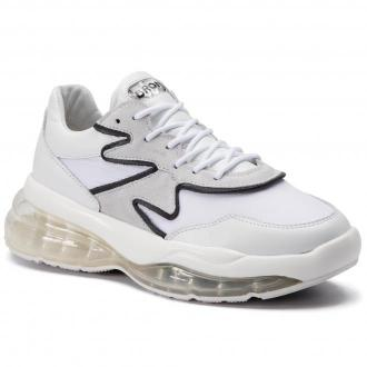 Sneakersy BRONX - 66243-AP BX 1562 Soft Nappa/Parachute/Suede 204