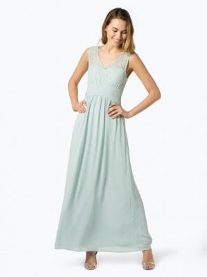 Vila - Damska sukienka wieczorowa – Vitalima, zielony