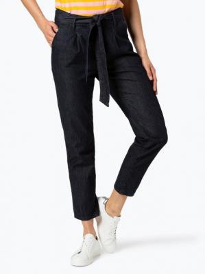 Opus - Spodnie damskie, niebieski