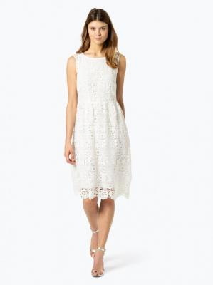Esprit Collection - Sukienka damska, beżowy