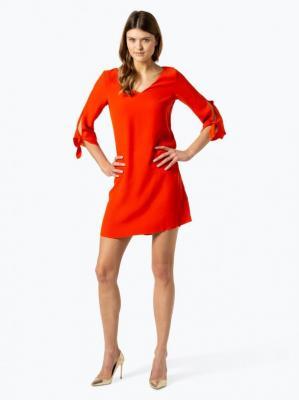 Esprit Collection - Sukienka damska, pomarańczowy