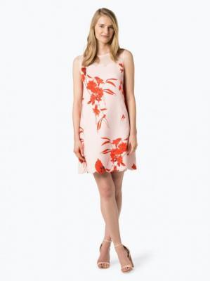 Ted Baker - Sukienka damska – Yaazmin, różowy