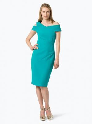 Ted Baker - Sukienka damska – Yandal, niebieski