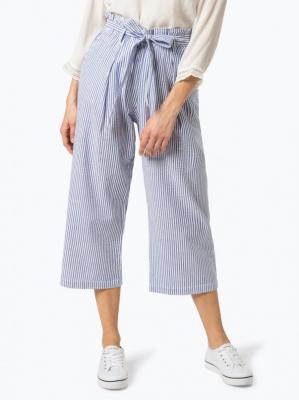 Marie Lund - Spodnie damskie, niebieski