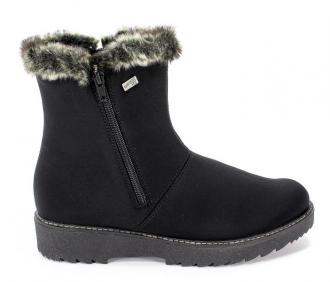 Śniegowce Remonte R0574-02 Black