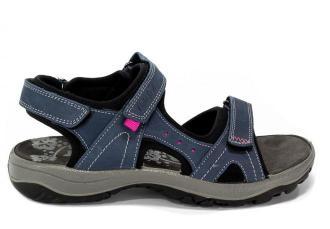 Sandały Imac 109541 3059/011 Blue/Black