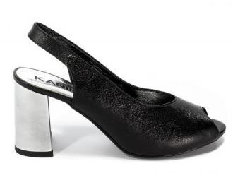 Sandały Karino 2560/076-P Czarny