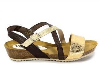 Sandały Verano 2106 Viana Oro