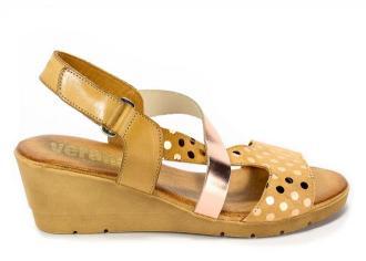 Sandały Verano 7069 Magic Magnesio Samoa Marfil