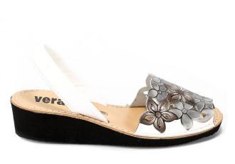 Sandały Verano 1287 Blanco