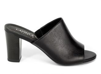 Klapki Caprice 9-27110-30 022 Black nappa