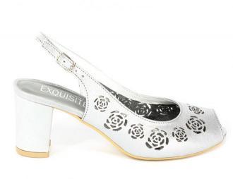 Sandały Exquisite 1050 Grid.Sreb