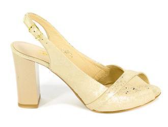 Sandały Cortesini 02018/1 Beż