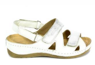 Sandały Grodecki 1101 Biały-35