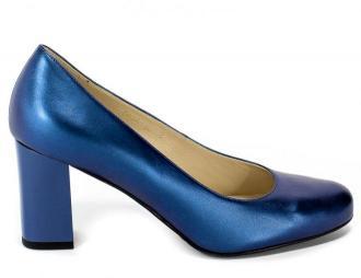 Czółenka Anis 3628 Blue Perlata