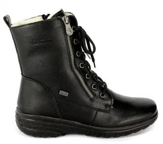 Trzewiki Rieker Z7004-00 Black