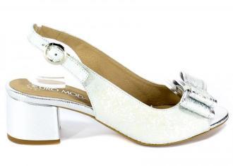 Sandały Euro Moda KL 945-413-S