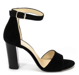 Sandały Euro Moda Ro 419 Czarny