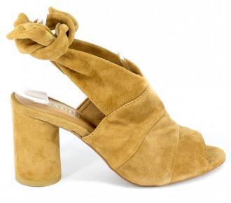 Sandały Badura 7787-69 Rudy