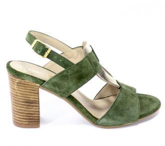 Sandały Euro Moda AMex 0216 13OL+ZL