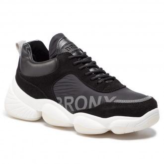 Sneakersy BRONX - 66261-CP BX 1574  Black 1