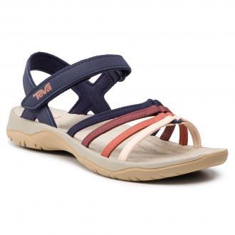 Sandały TEVA -  Elzada Sandal Web 1101112 Granatowy Kolorowy
