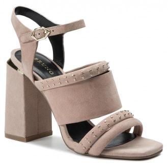 Sandały BRUNO PREMI - Camoscio BW1404P Nude