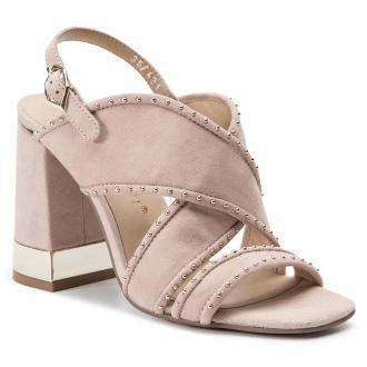 Sandały BRUNO PREMI - Camoscio BW2102P Nude