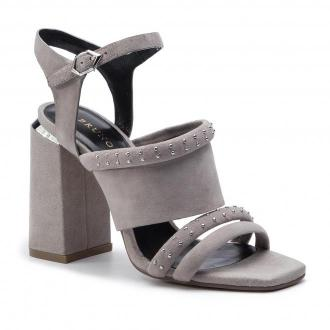 Sandały BRUNO PREMI - Camoscio BW1404N Sasso