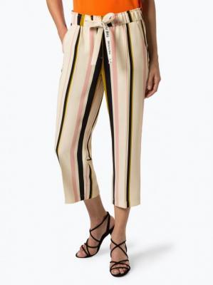 Cambio - Spodnie damskie – Colette, beżowy