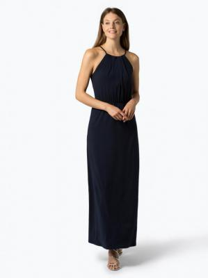 Vila - Damska sukienka wieczorowa – Vitaini, niebieski