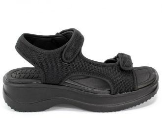 Sandały Azaleia 320 323 Black/Black