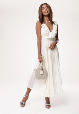 Biała Sukienka Consort