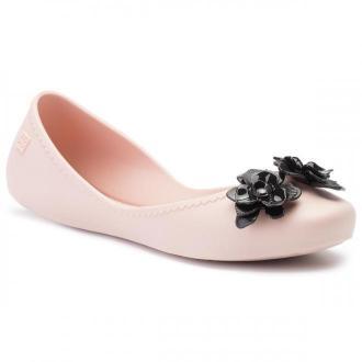 Baleriny ZAXY - Start Flowers Fem 82758 Lt. Pink 01276 EE285002 02064