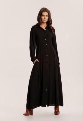 Czarna Sukienka Hillcrest