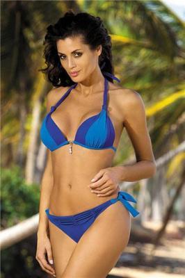 Kostium kąpielowy Amber Regatta-Sicily M-260 Szafirowo-niebieski (43)