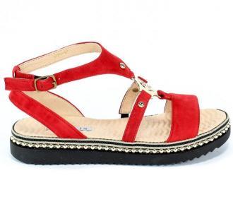 Sandały Euro Moda Lib 1045 158