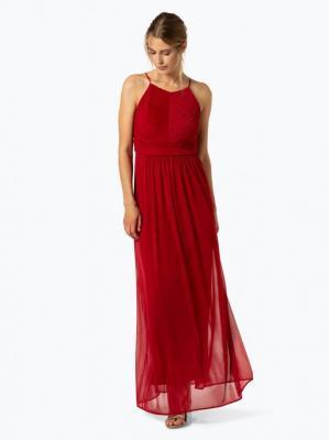 Marie Lund - Damska sukienka wieczorowa, czerwony