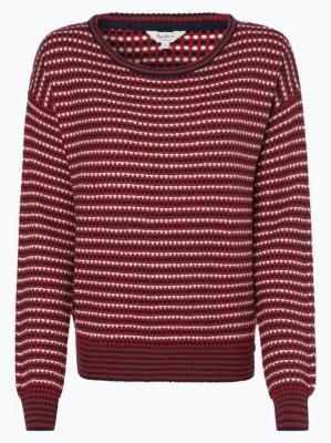 Pepe Jeans - Sweter damski – Nyllot, czerwony