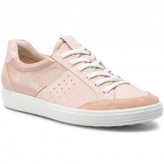 Sneakersy ECCO - Soft 7 W 43072351325 Rose Dust/Rose Dust/Powder