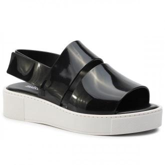 Sandały MELISSA - Soho Ad 32304 Black/White 51588